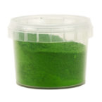 Grön pulverfärg - 20 gram