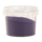 Lila pulverfärg - 20 gram