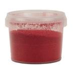 Röd pulverfärg - 20 gram