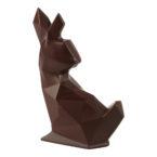Origamihare (11 cm) - 2 halvor
