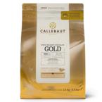 Callebaut Gold 30,4% - 2,5 kg