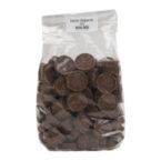 Malmö chokladfabrik - Ljus vegansk choklad 52% - 1 kg