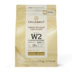 Callebaut W2 28% - 2,5 kg